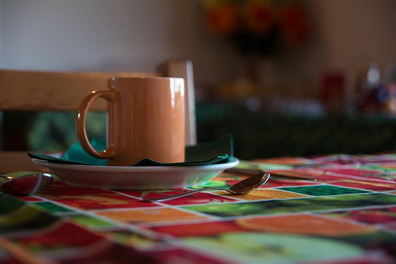 Agriturismo Al Colle - Das Frühstück