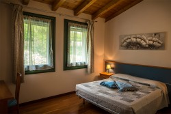 Doppelzimmer - Agriturismo Al Colle