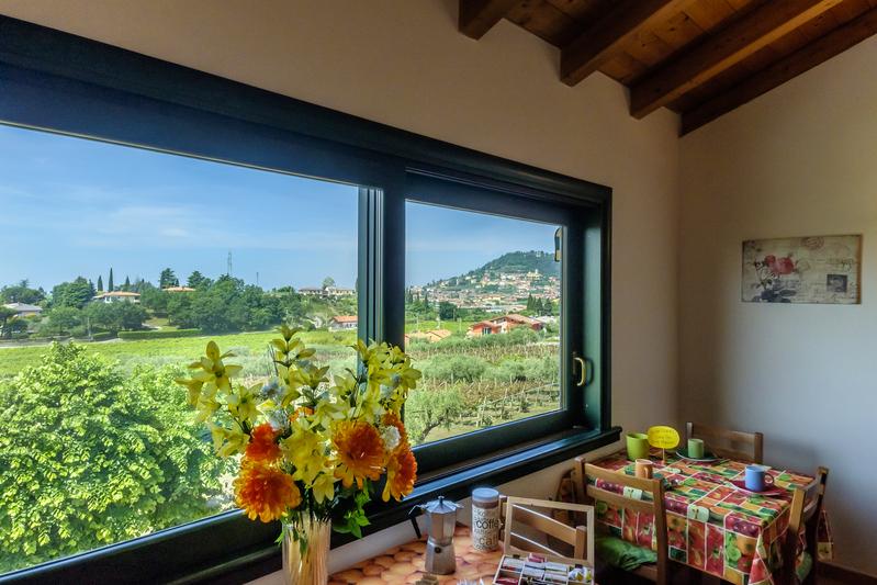 Agriturismo Al Colle - der Frühstücksraum