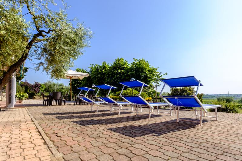 Agriturismo Al Colle - terrace