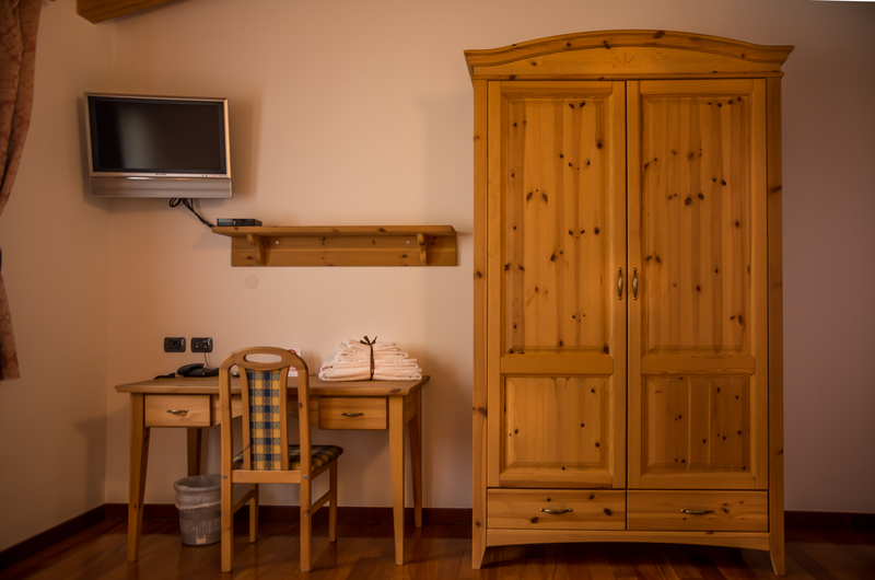 Agriturismo Al Colle - double bedroom