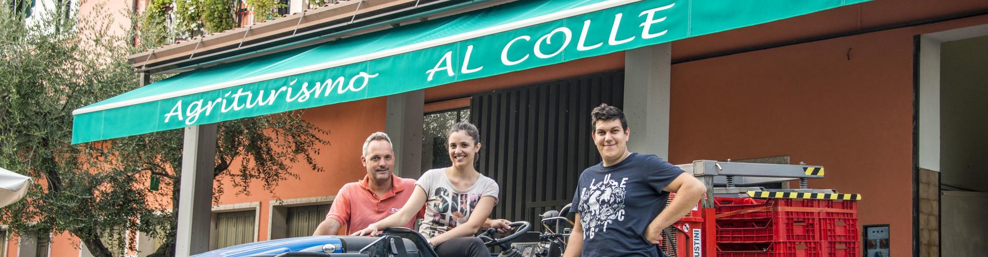 Contatti - Agriturismo Al Colle